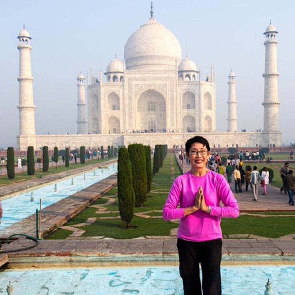 Adventures with Vera Koo in India feature