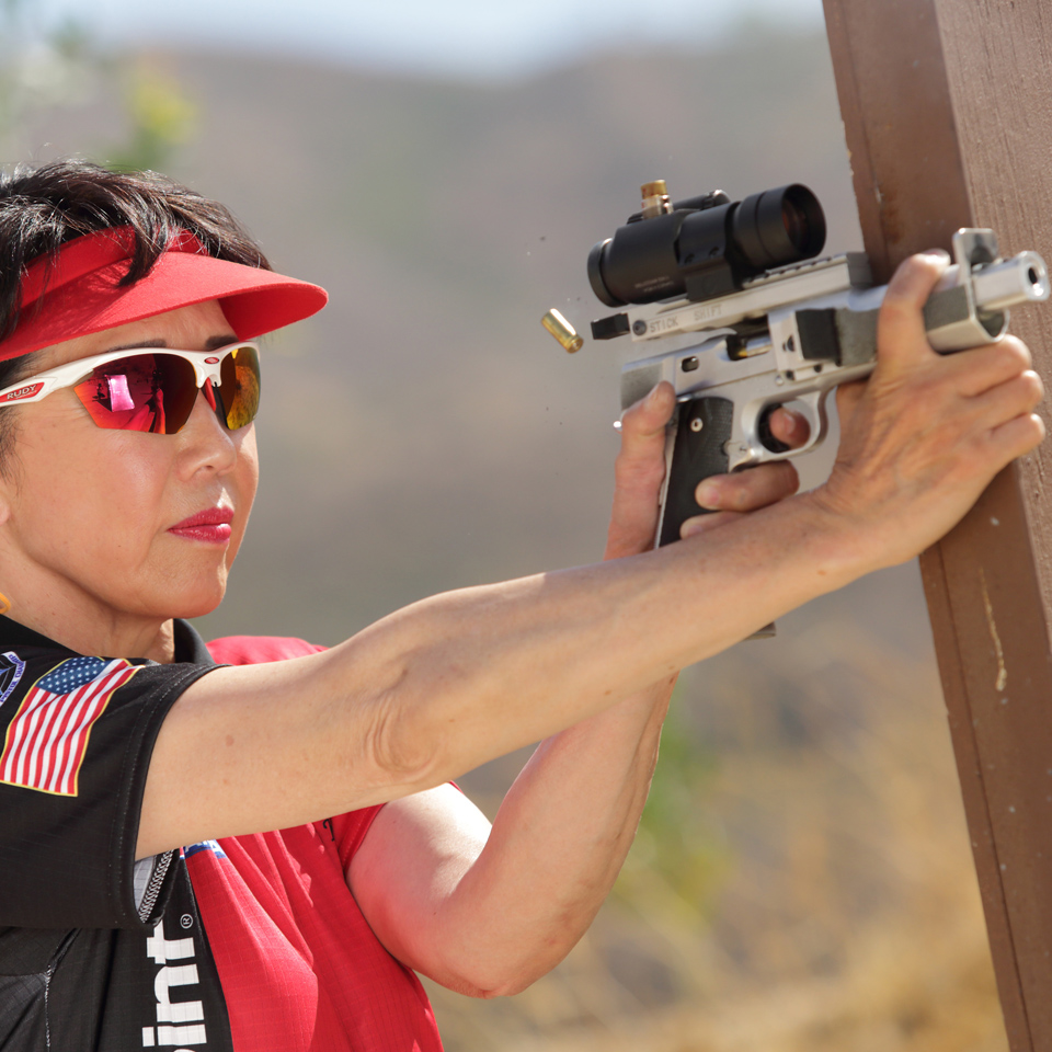 Vera Koo: Why the Bianchi Cup Shooting Tournament is My Favorite