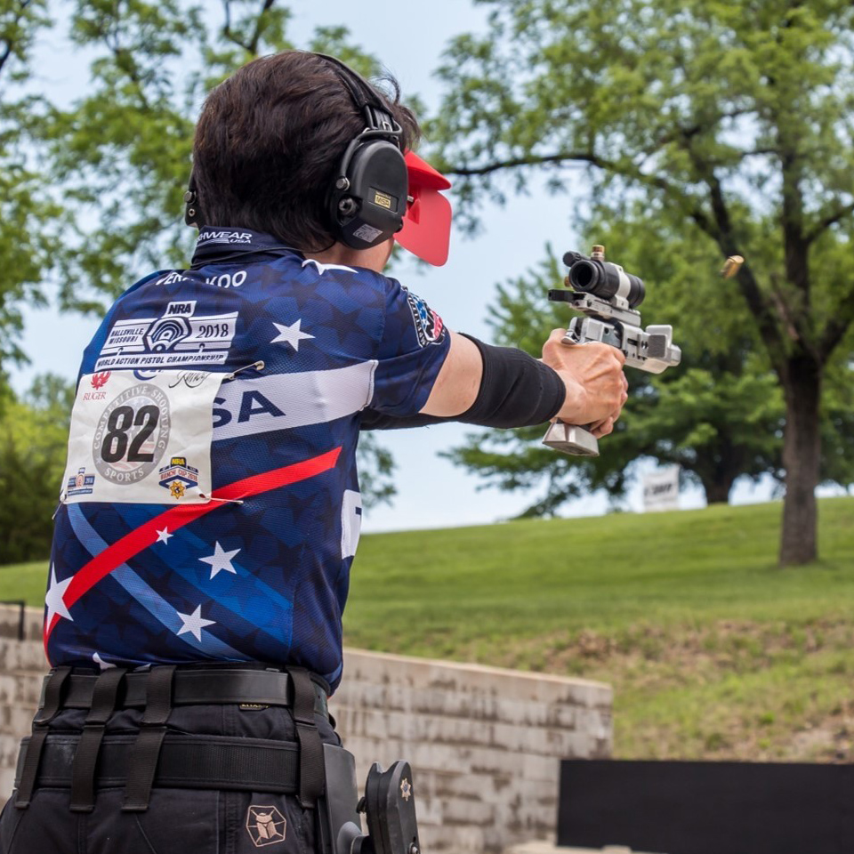 NRA Women: Vera Koo The Value of Competitive Shooting